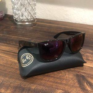 Ray Ban Justin unisex sunglasses
